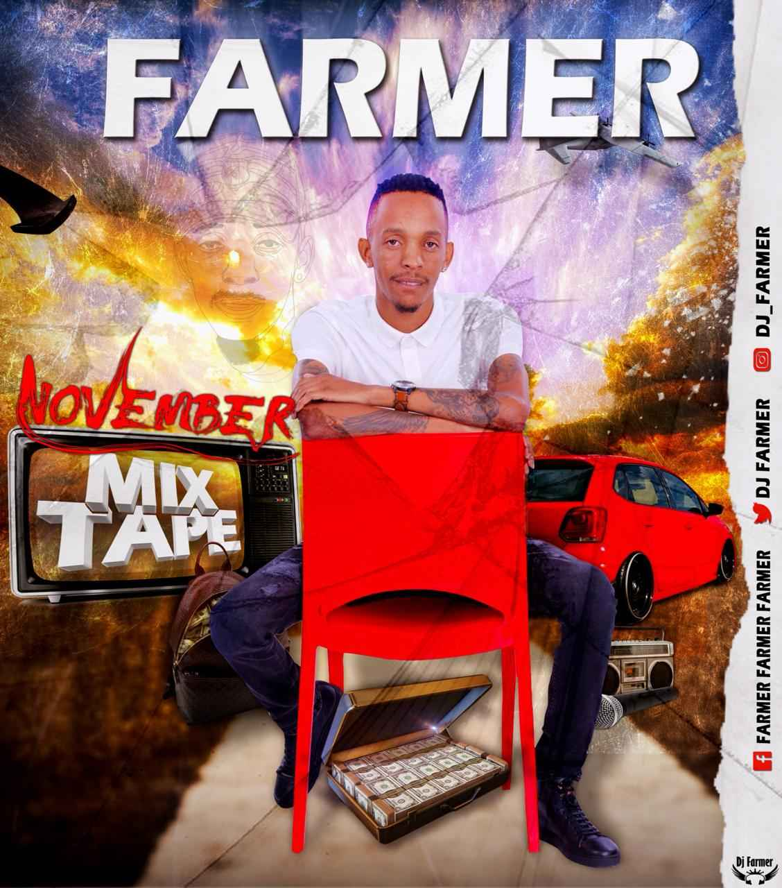 DJ Farmer Let The Music Do The Talking (November Mix)
