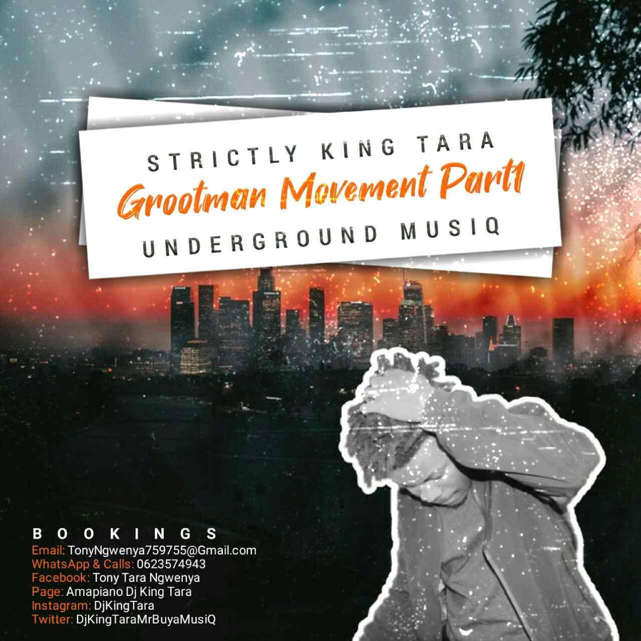 DJ King Tara - Strictly King Tara (Grootman Movement Episode1)