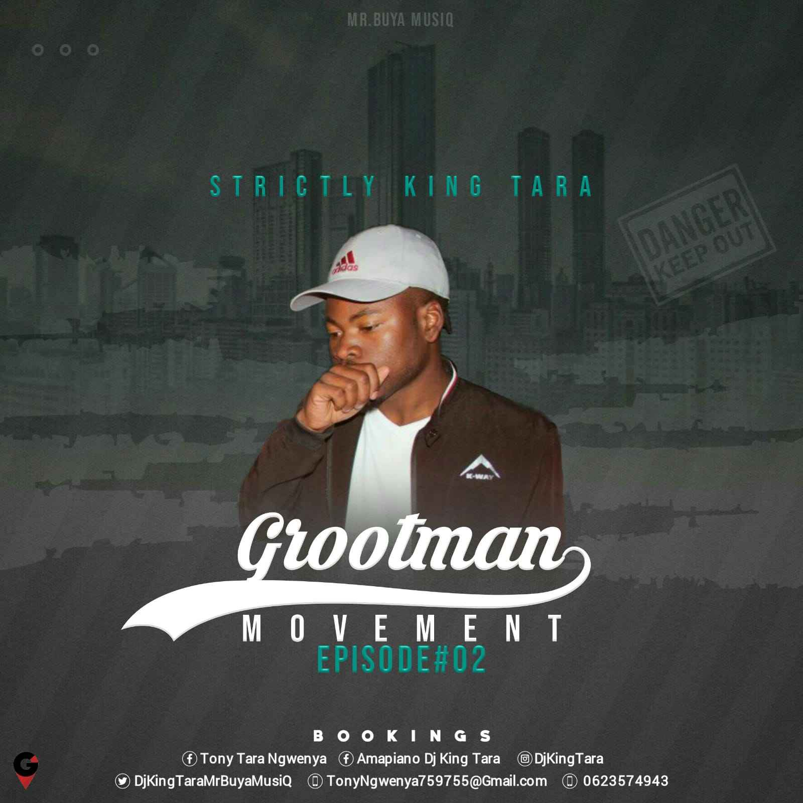 DJ King Tara Strictly King Tara Grootman Movement Episode 2