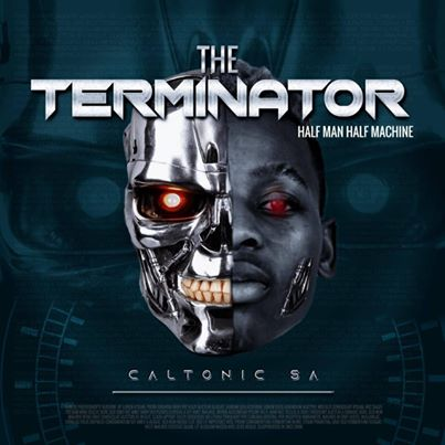 Caltonic SA Unveils The Terminator Album & FasciNation EP