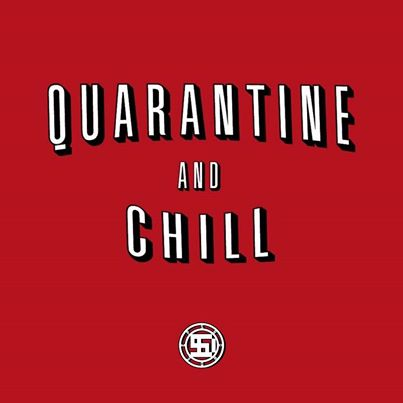Snow Deep Quarantine And Chill