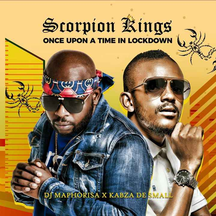 Scorpion Kings Once Upon A Time In Lockdown