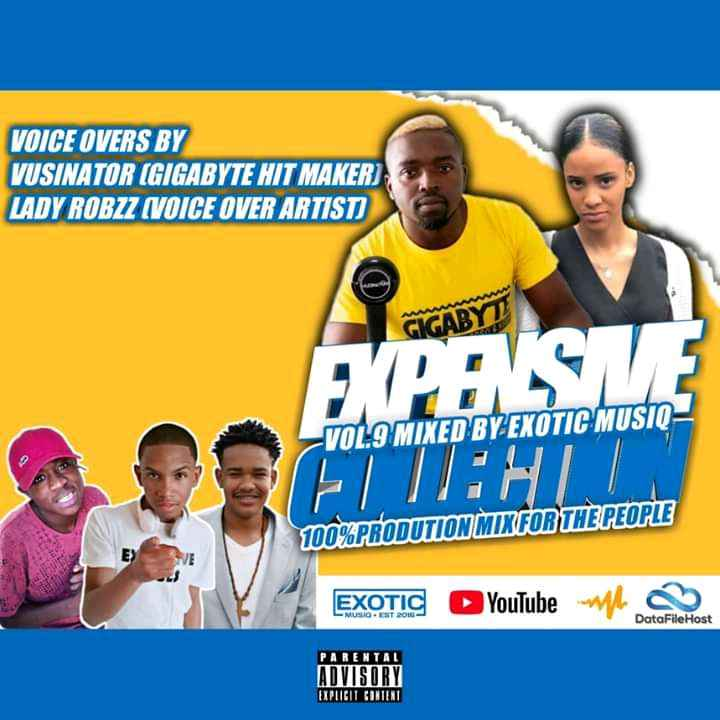 Unlimited Soul & Exotic Musiq  Expensive Collection Vol. 9