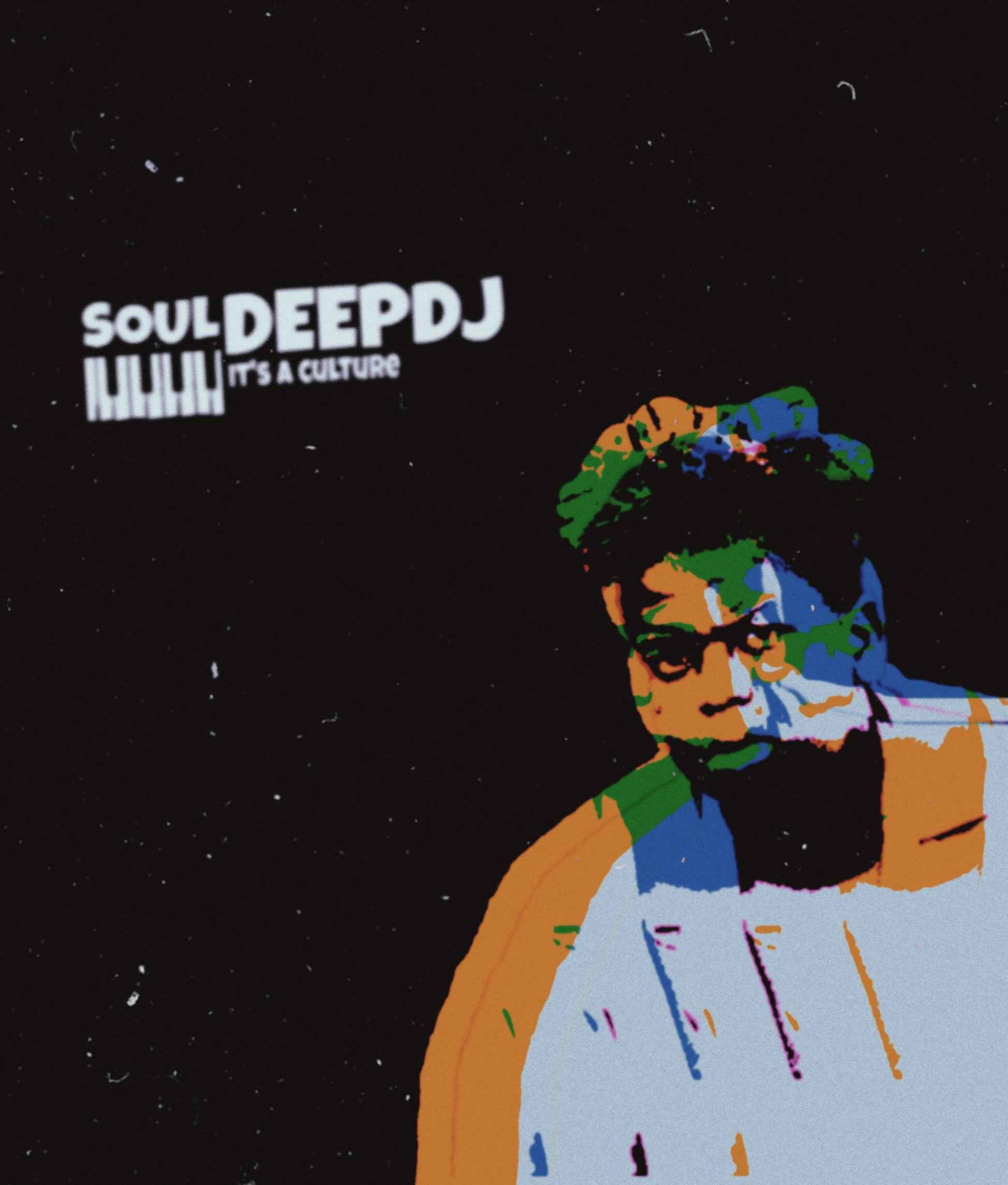Soul DEEPDJ Touch The Sky (Vocal Mix)