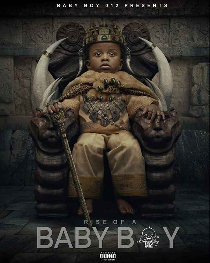 Pre-order Rise Of Baby Boy By Vigro Deep + New Date