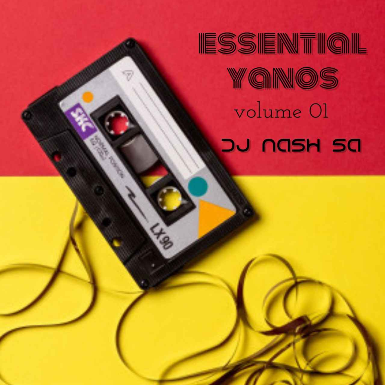 DJ Nash SA Essential Yanos (vol 01)