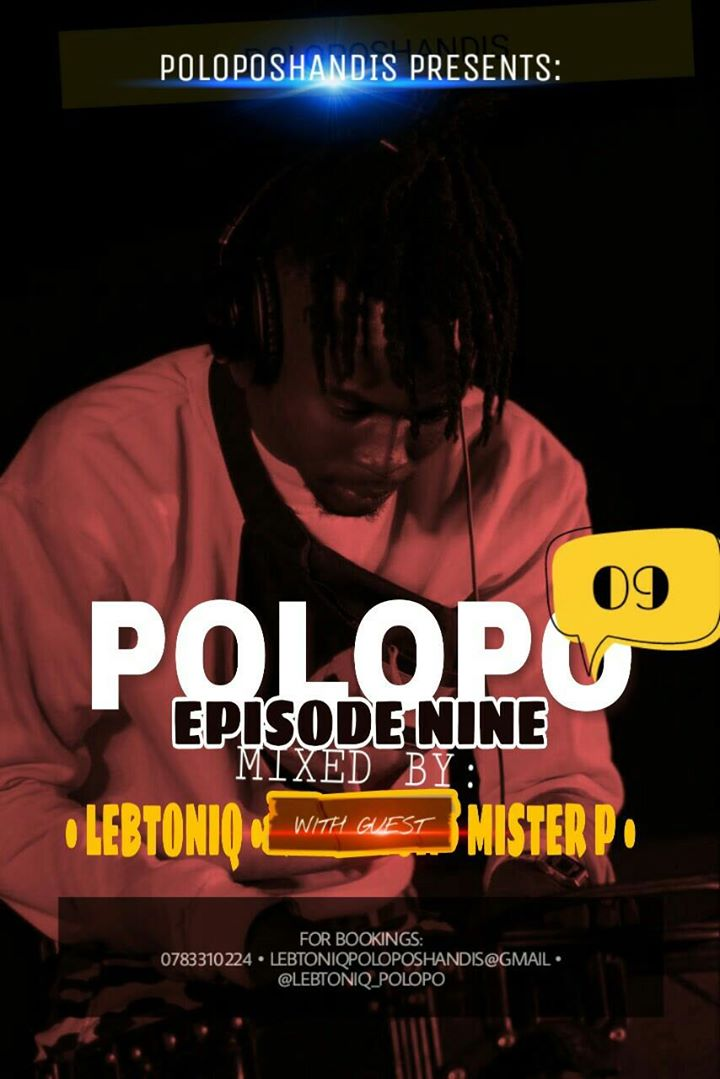 Misterp Pina POLOPO 09 Mix
