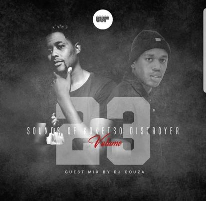 Dj Couza Sounds Of Koketso Distroyer Vol 23 Guest Mix