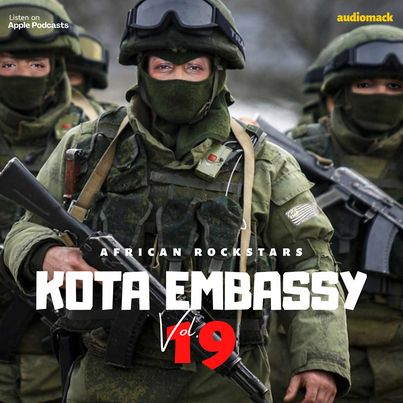 Kota Embassy Vol.19 Mix (African Rockstar)
