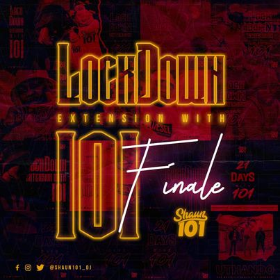 Shaun101 Lockdown Extension With 101 Final