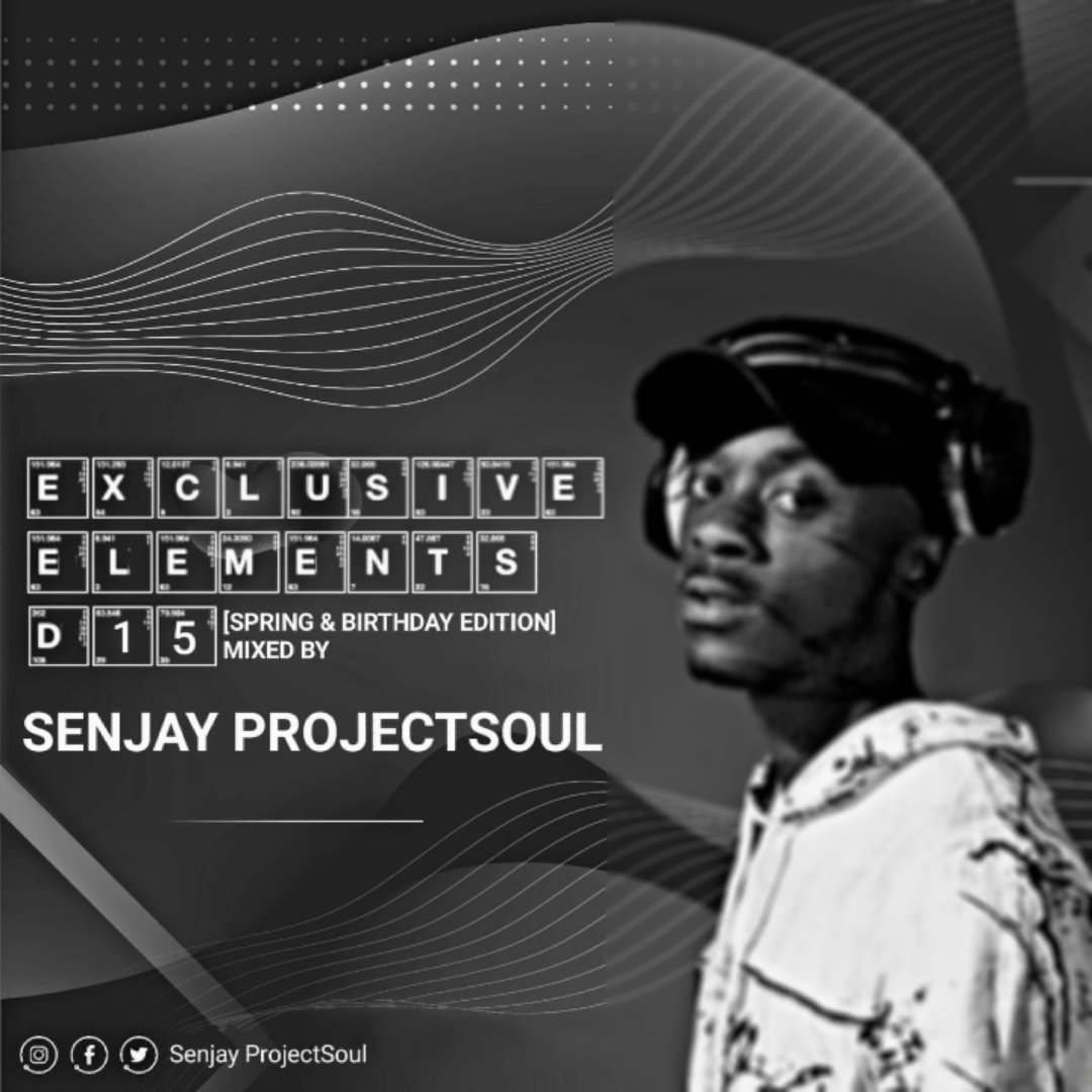 Senjay Projectsoul Exclusive Elements D15 (Spring & Birthday Edition)