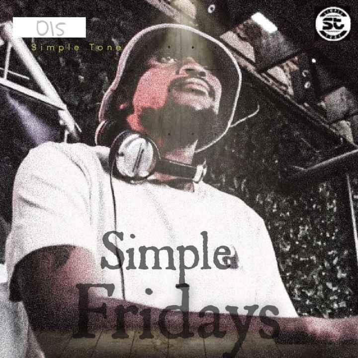 Simple Tone Simple Fridays Vol 015 Mix