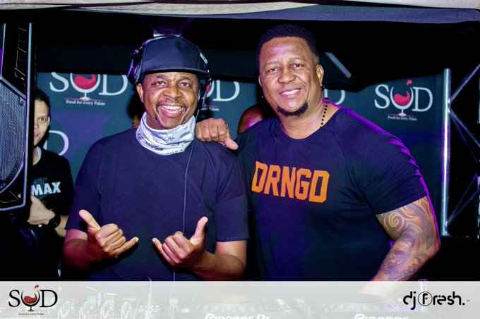 DJ Fresh 947 Mix (Oskido Birthday Tribute)