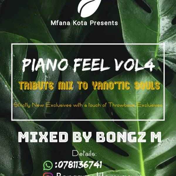 Bongz M Piano Feel Vol. 4