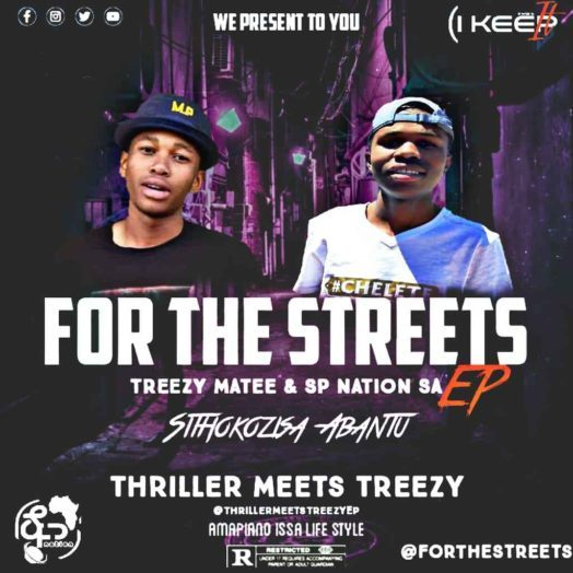 SP Nation SA & TreezY Matee For The Streets EP