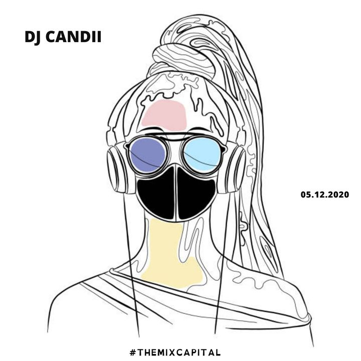 Dj Candii The Mix Capital (05-12)