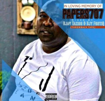 Djay Tazino & Djy Fontiq SA In Loving Memory Of Papers 707 (Strictly Mdu Aka TRP)