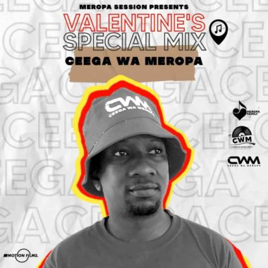Ceega Valentine Special Mix 2021 (Love Lives Here)