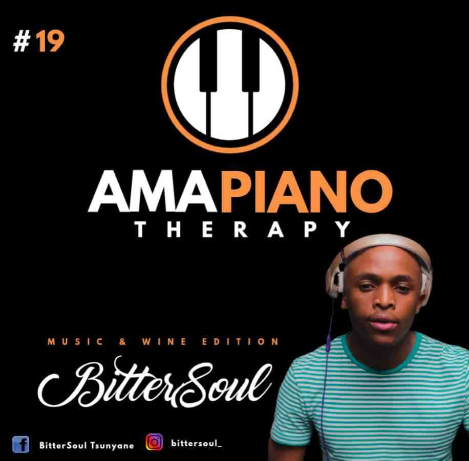 BitterSoul Amapiano Therapy Vol. 19 (Music N