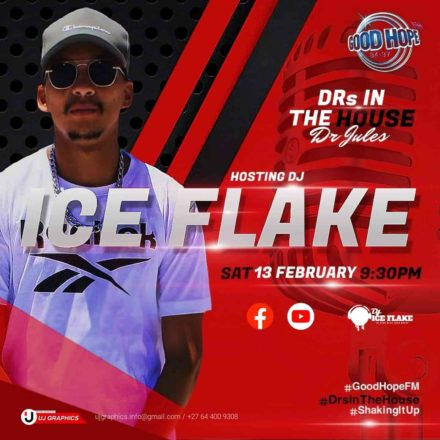 DJ Ice Flake Drs In The House Goodhope FM Mix