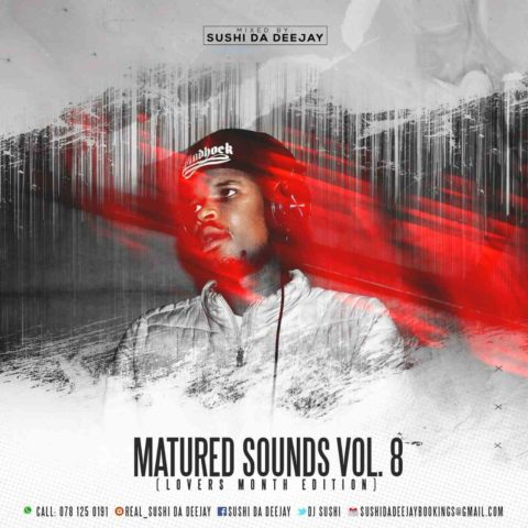 Sushi Da Deejay Maturedsounds Vol. 8