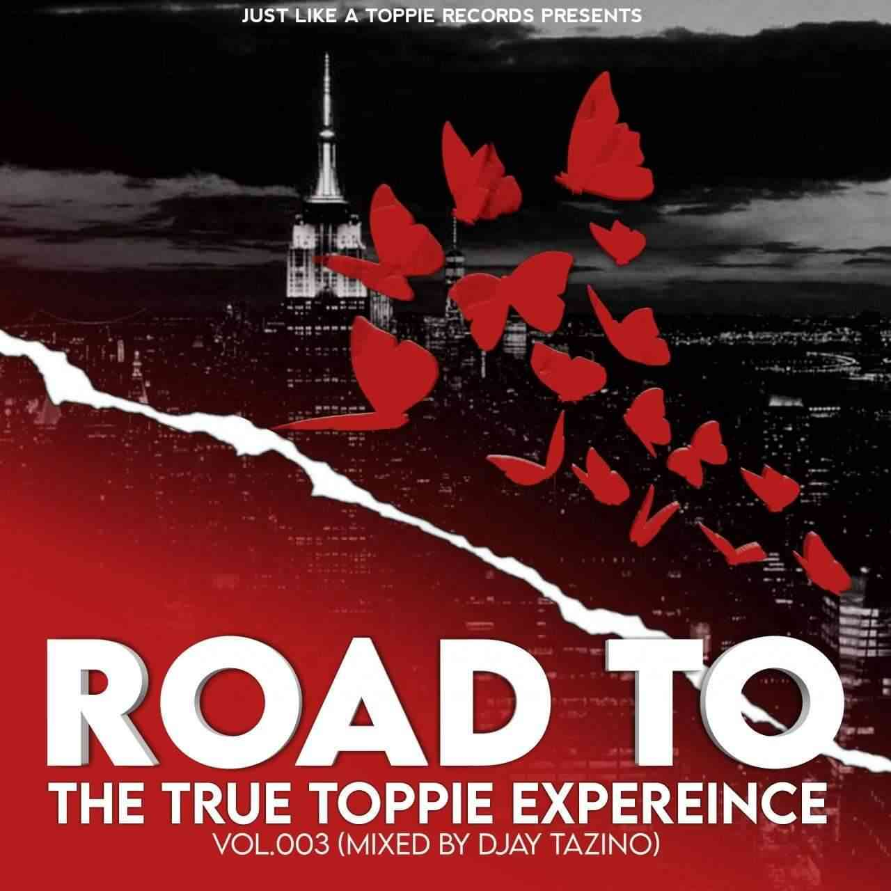 Djay Tazino Road To The True Toppie Expereince Vol.003 Mix