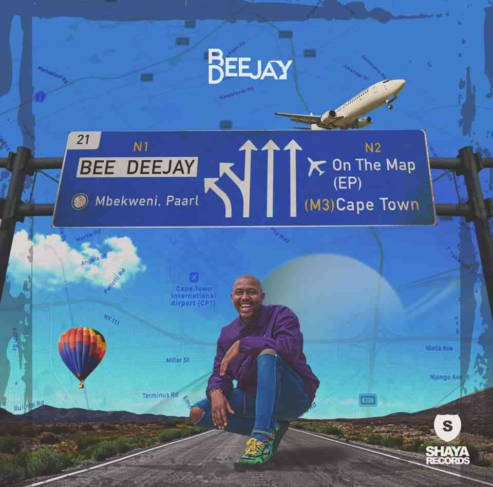 Bee Deejay On the Map