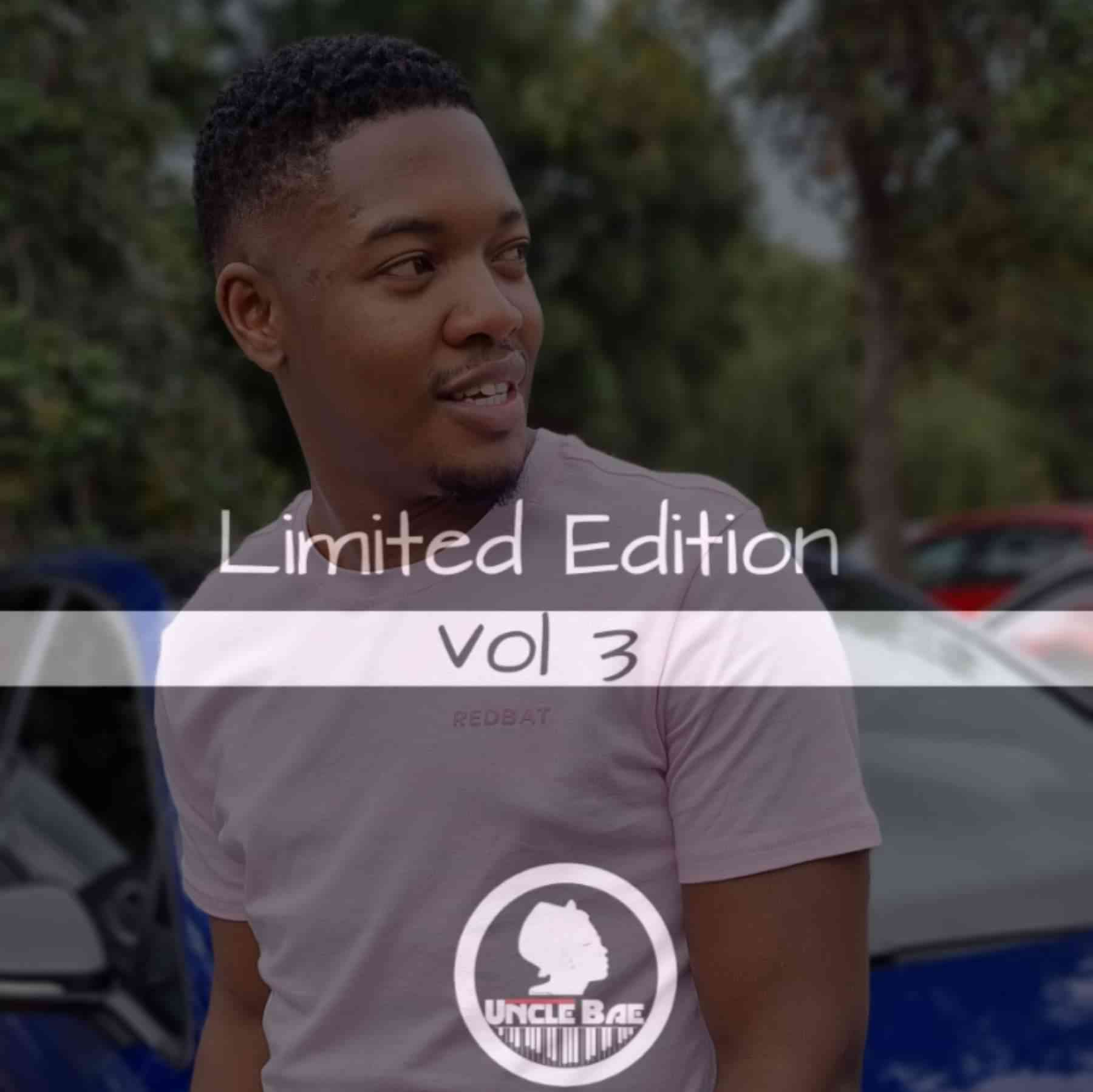 Uncle Bae Limited Edition Vol. 3 Mix