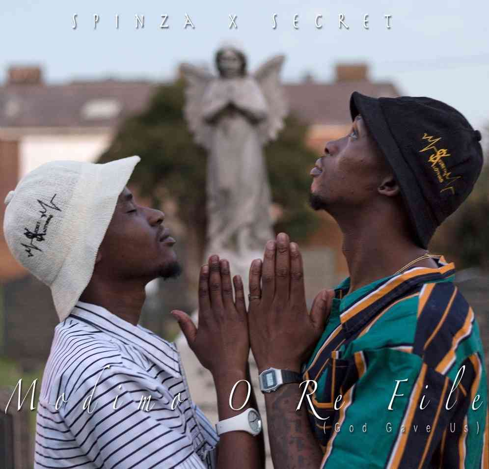 Spinza & Secret Modimo O Re File EP (God Gave Us)