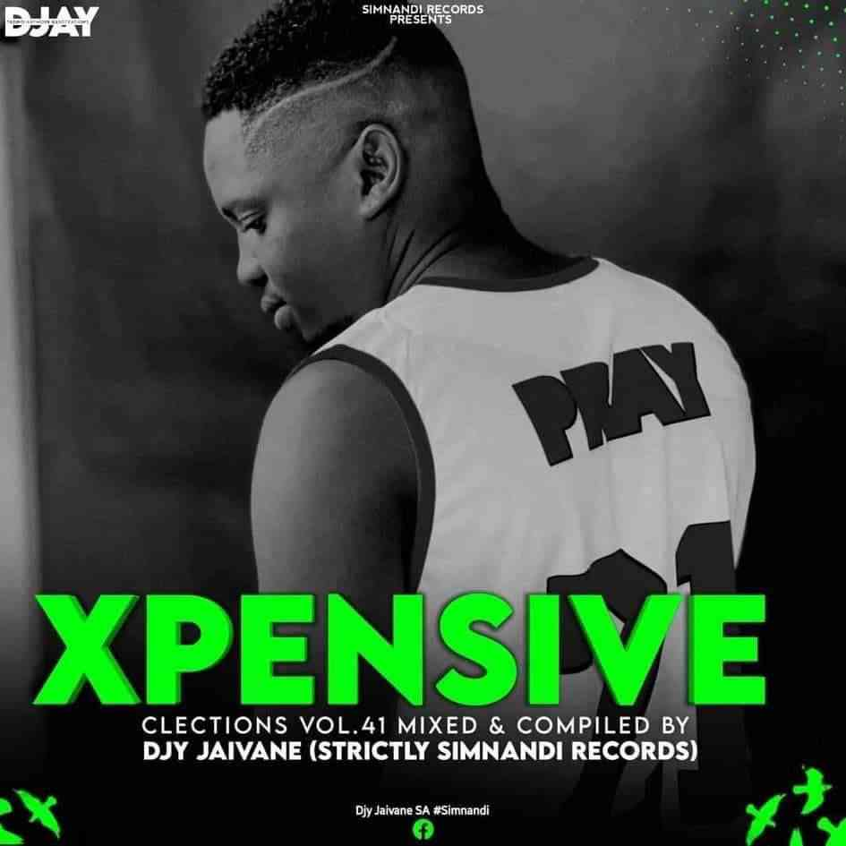 Dj Jaivane XpensiveClections Vol. 41 Mix (Strictly Simnandi Records)