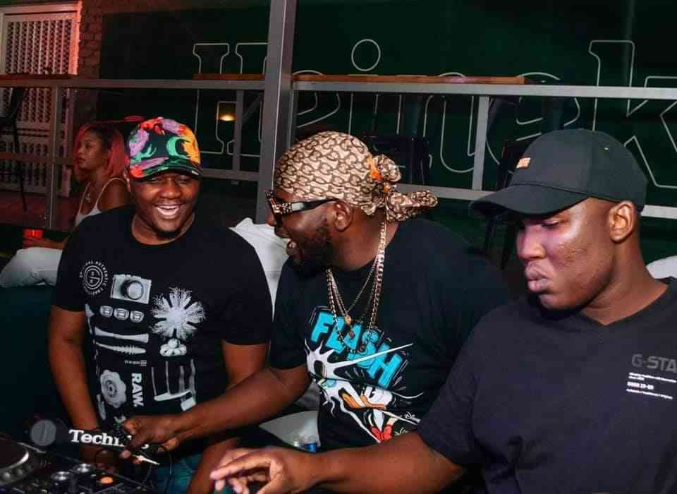 Busta 929, DJ Maphorisa & Focalistic Working on A Joint Project