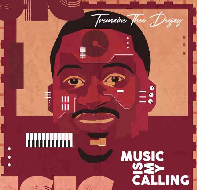 Tremaine Thee Deejay - Music is my calling