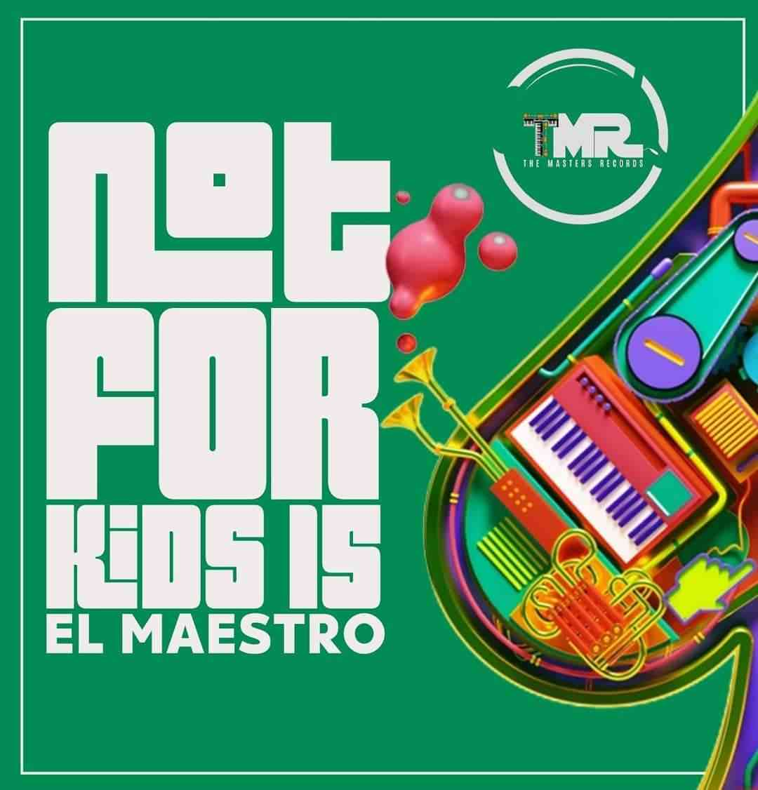 El Maestro 100% Production Mix (Not For Kids 15)