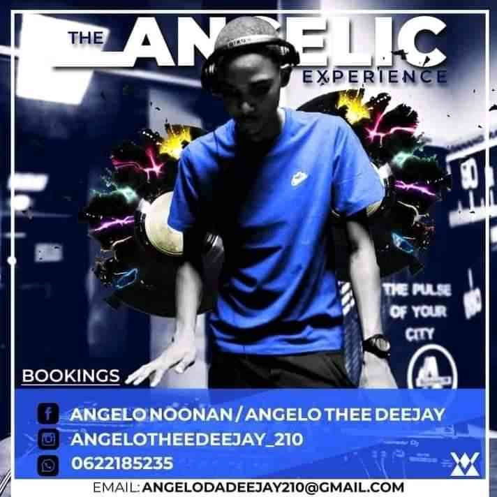 Angelo Thee Deejay The Angelic Experience 019 Mix