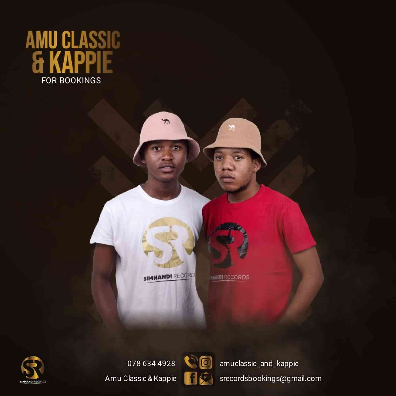 Amu Classic & Dj Kappie From My Home (Soulfied Mix)